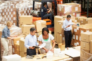 e-commerce_Warehouse_distribution_picking