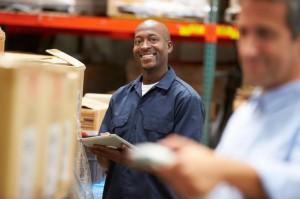 warehouse for order fulfilment